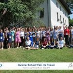Summer School: Train the Trainer - group shot