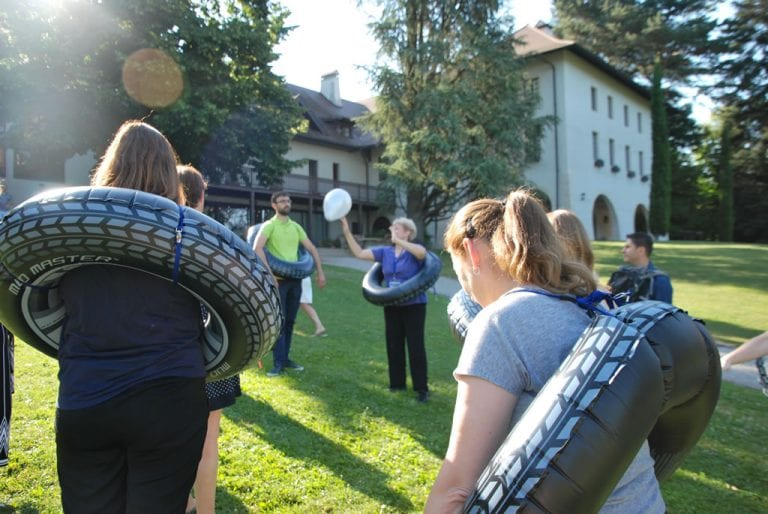 Summer School: Train the Trainer - Physical Activities