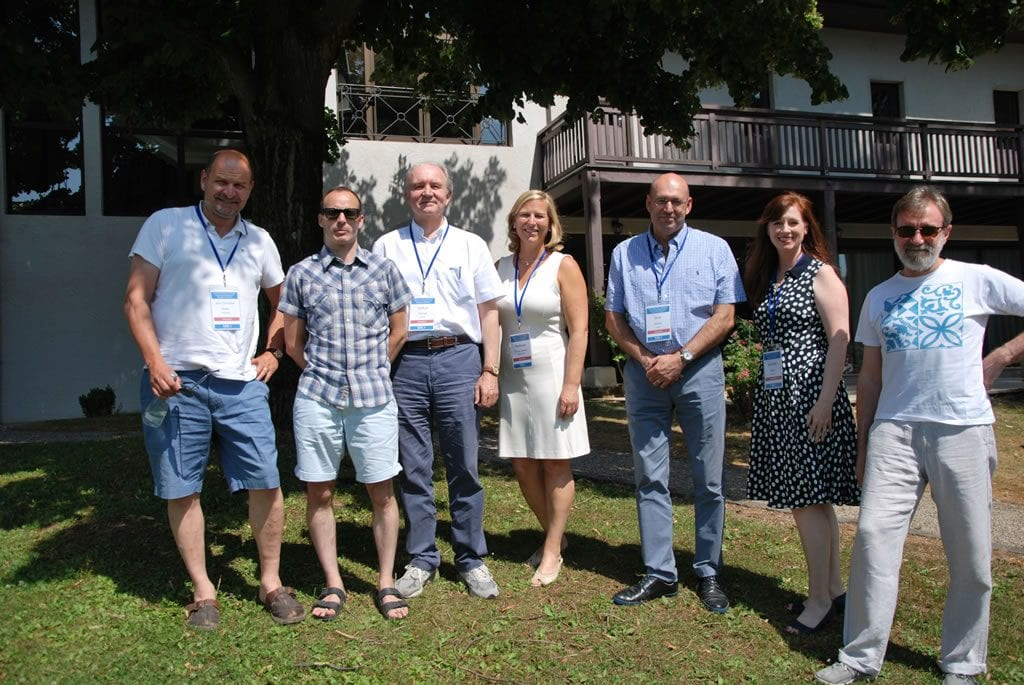 Summer School: Train the Trainer - Attendees
