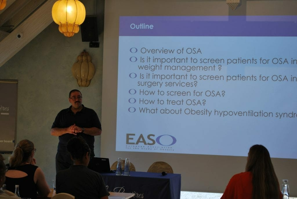 EASO Summer School 2019 Gallery – Day 2 Sessions