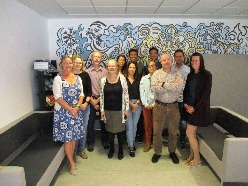 NoHoW Consortium Meets in Aarhus