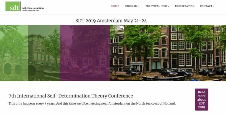 7th Self-Determination Theory Conference
