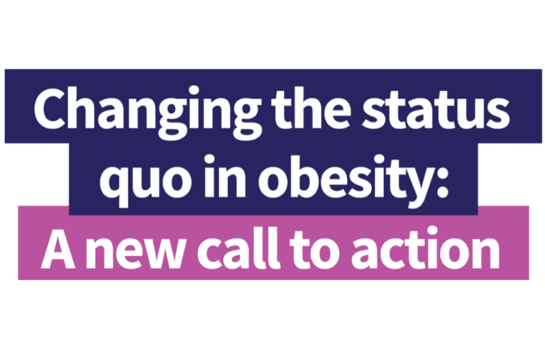 Changing the status quo in obesity: A new call to action