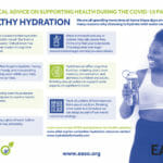 Practical advice on healthy hydration
