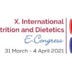 10th International Nutrition and Dietetics E-Congress