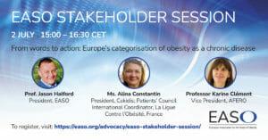 EASO Stakeholder Session banner